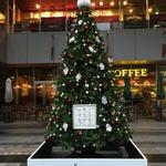 「ごちうさ??」がクリスマスの秋葉原をジャック!4メートルのツリーが登場、ライトアップは17時より