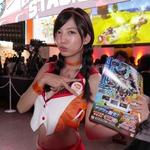 東京ゲームショウ2015|大脇りかさん(Twitter:@rikarikanyan2)の画像