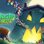【60秒アプリタッチ】『Slashy Hero』-ハロウィンのキャンディーを取り戻すハクスラの画像