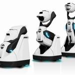 """2016年発売の""""プロジェクタ搭載""""可変型ロボット「Tipron」がカッコイイ…自動で移動し自動で変形する"""