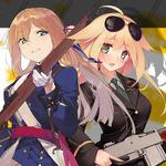 自律型人形兵器を育成する戦略SLG『少女前線』日本サービス決定…モーゼルや一〇〇式が美少女に