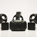 ValveとHTC共同開発VR「Vive」新モデル発表 ― フォースフィードバックやカメラを搭載