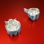 ガンダム&シャアザクが「錫製ぐいのみ」に!ひとつずつ職人の手造りで制作の画像