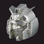 ガンダム&シャアザクが「錫製ぐいのみ」に!ひとつずつ職人の手造りで制作