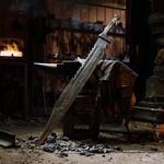 例の鍛冶職人が『サイレントヒル』レッドピラミッドシングの「大鉈」を作成!重量感も見事に再現