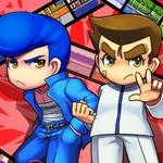 3DS『ダウンタウン熱血物語SP』4月28日発売、『くにおくん』シリーズ30周年記念作品