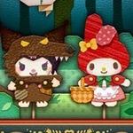 『サンリオキャラクターズ ファンタジーシアター』事前登録開始、サンリオキャラが童話・昔話を演じるドラマチック・パズルゲーム