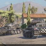 PS4版『World of Tanks』1月20日正式サービス開始!リモートプレイにも対応