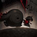 """これは""""色と時間が欠落した世界""""と""""茨が生えた少女""""の物語…PS Vita『ロゼと黄昏の古城』4月28日発売"""