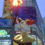 Wii U『ポッ拳』ガブリアスやテールナーのスクリーンショット公開、クール&キュートなバトルをチェックの画像