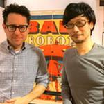 小島監督が最新技術探求の旅へ ― SCEA訪問、J・J・エイブラムス監督に独立を報告