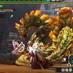 『モンハン クロス』イベントクエスト「長い者に巻かれた!」配信開始、1月29日には「常世貪る恐暴竜」が登場の画像