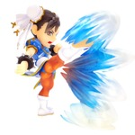 T.N.Cシリーズ「春麗」フィギュア発売決定、百裂脚が鳴って光るギミック付きの画像