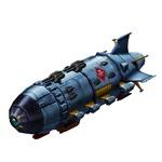 『戦の海賊』×「キャプテンハーロック」コラボが開始―宇宙と海が夢の競演の画像