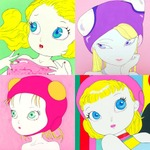 天野喜孝「CANDY GIRL」限定グッズ販売や原画展が三越銀座店で開催の画像