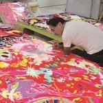 天野喜孝「CANDY GIRL」限定グッズ販売や原画展が三越銀座店で開催