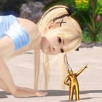 『DOA Xtreme 3』マリー・ローズのイメージビデオ公開!様々な衣装・アングルから彼女に迫る