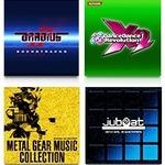 Amazonデジタルミュージックストアに、コナミ作品のアルバムが一挙登場…期間限定で31タイトルが390円