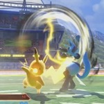 Wii U『ポッ拳』ピカチュウとルカリオの操作説明動画が公開