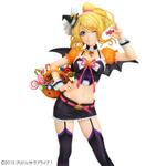 「ラブライブ!」フィギュア「絢瀬絵里 ハロウィンver.」予約開始、オレンジと黒を基調にした衣装がキュート