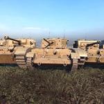 PS4版『World of Tanks』に英国ツリー実装、クルセイダーやチャーチルVIIなど