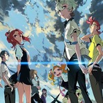 トリガー新作アニメ「キズナイーバー」4月放送開始、カギを握る新キービジュアルも