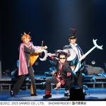 "「SHOW BY ROCK!!」ミュージカル2月11日開幕""中二病全開とかっこ良さ""の画像"