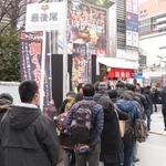 【レポート】喰らえ波動拳!『ストリートファイターV』ラーメン店が新宿に限定オープンの画像
