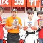 【レポート】喰らえ波動拳!『ストリートファイターV』ラーメン店が新宿に限定オープン