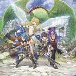 『ブレス オブ ファイア 6 白竜の守護者たち』イメージビジュアルの画像