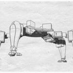自立歩行する「タチコマ」翌冬発売…「ドミネーター」を徹底再現したCerevoが開発