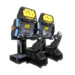 『スター・ウォーズ:バトル ポッド/フラットスクリーン・エディション』筐体の画像