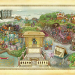 体験型アトラクション「ドラゴンクエストミュージアム」全容公開!リアル「ロト装備」展示、海洋堂ジオラマなどの画像