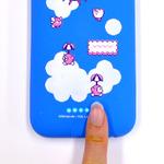 『星のカービィ』iPhone 6s/6用バッテリー内蔵ケース登場、デザインは「クラッコ」ステージの画像