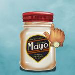 マヨネーズの瓶をクリックするだけのゲーム『My Name is Mayo』配信開始