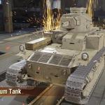 【レポート】PS4版『World of Tanks』でパンツァーフォー!PC版との違いも解説