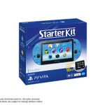 「PS Vita スターターキット」3月3日発売、本体+メモリーカード16GBで19,980円の画像