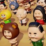 「おじさん」探して、みつけて、あつめる『みつけて!おじぽっくる+』3DSで配信決定