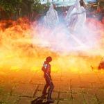 魔法使いvs超能力者で展開されるバイキング新作AC『マジシャンズデッド』発表!能力はジェスチャーで発動の画像