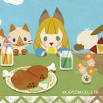 「cheero」×『モンハン』のモバイルバッテリーが2月下旬発売、デザインは全3種類でネコ嬢も登場
