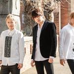 """「ジョジョ第4部」主題歌にCrazy Noisy Bizarre Town、男性3人新ユニット""""THE DU""""が歌う"""