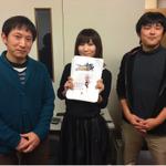 声優、清都ありさが語る『Weapons of Mythology ~NEW AGE~』日本独自キャラ「宇早紀ちゃん」のヒミツの画像