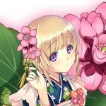 『フラワーナイトガール』でひな祭りイベント「花の都のお姫様」が開催