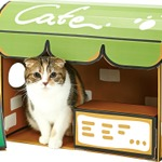 『ねこあつめ』の猫用おもちゃが商品化!「けりぐるみ」や「ハウスデラックス」など