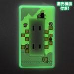 『星のカービィ』の「スイッチパネル(3つ口)」登場、スイッチやコンセントがカービィにの画像