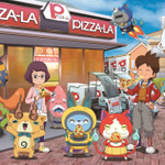 ピザーラが「妖怪ウォッチ スペシャルパック」数量限定発売!の画像