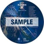 『雷電V』初回生産特典サウンドトラックの画像