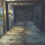 『Fallout 4』拠点クラフトで『P.T.』を再現!廊下の曲がり角で出会うのは…