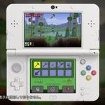 3DS版『テラリア』体験版が3月30日配信!下画面タッチ操作もわかるPVも公開