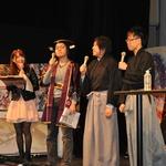 新宿アルタで行われた「第壱回『戦乱のサムライキングダム』ファン感謝祭」レポ、前半!